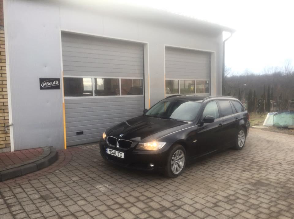 BMW 320d E90 2011 DPF OFF - Чіп тюнінг BMW 320d E90 2011 DPF OFF