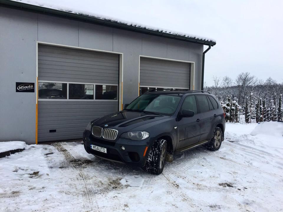 BMW X5 35D 3.0 2011 Adblue - Чіп тюнінг BMW X5 35D 3.0 2011 AdBlue Off