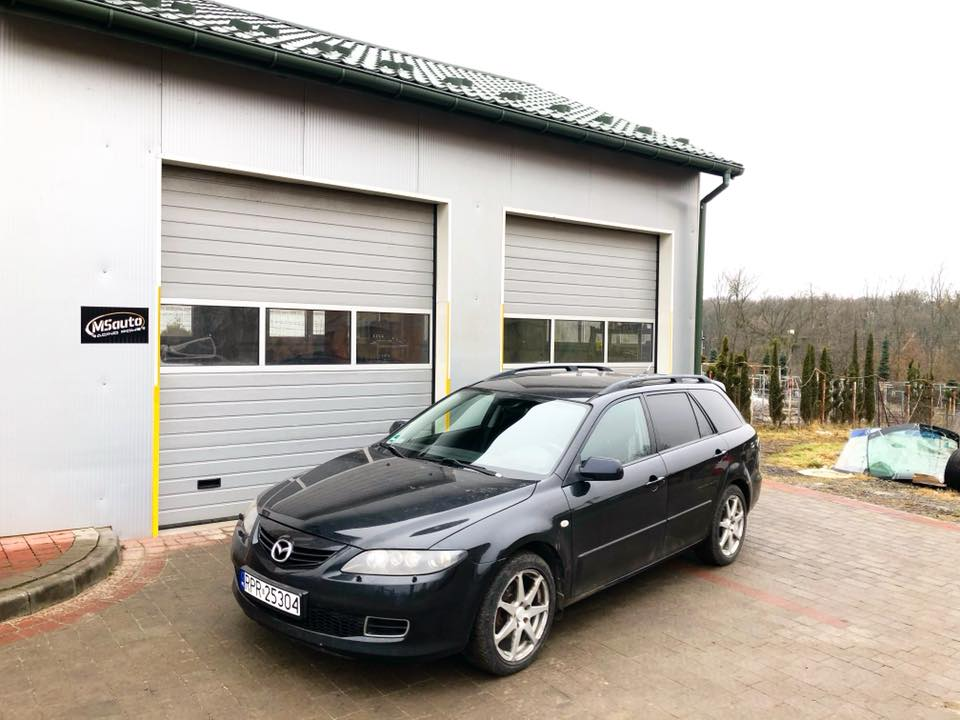 Mazda 6 2.0d 2006 - Чіп тюнінг Mazda 6 2.0d 2006 DPF OFF