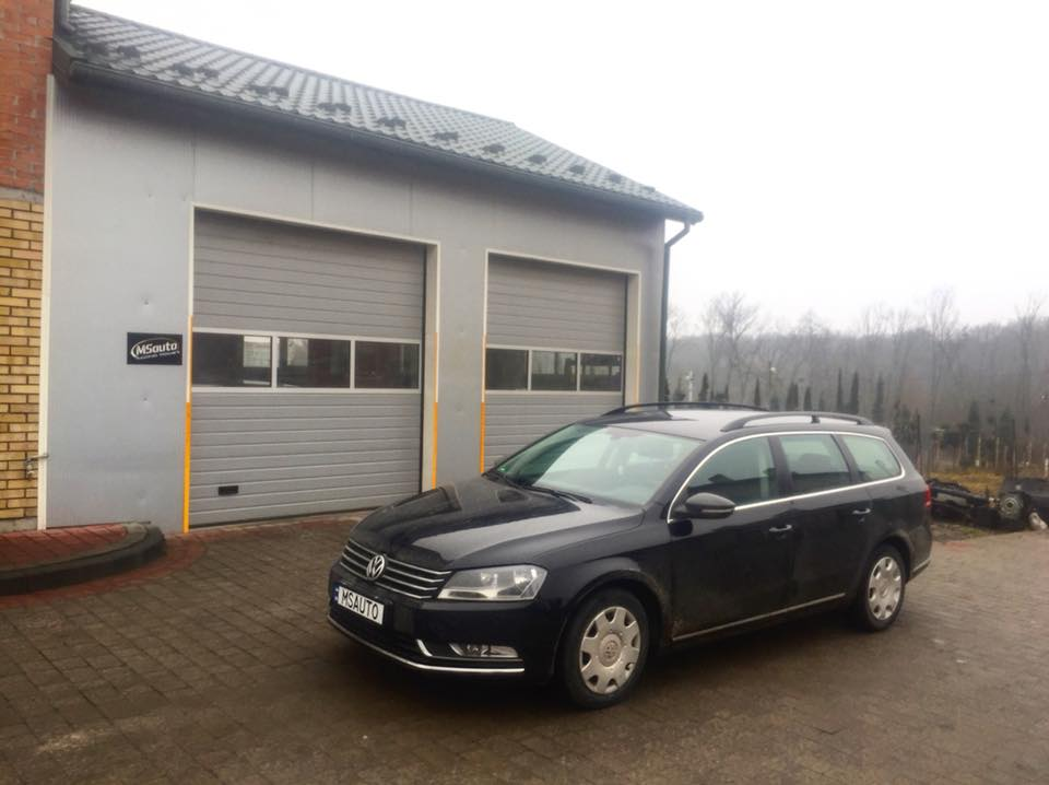 VW Passat B7 2.0tdi 2012ABlue - Чіп тюнінг VW Passat B7 2.0tdi 2012 ADblue