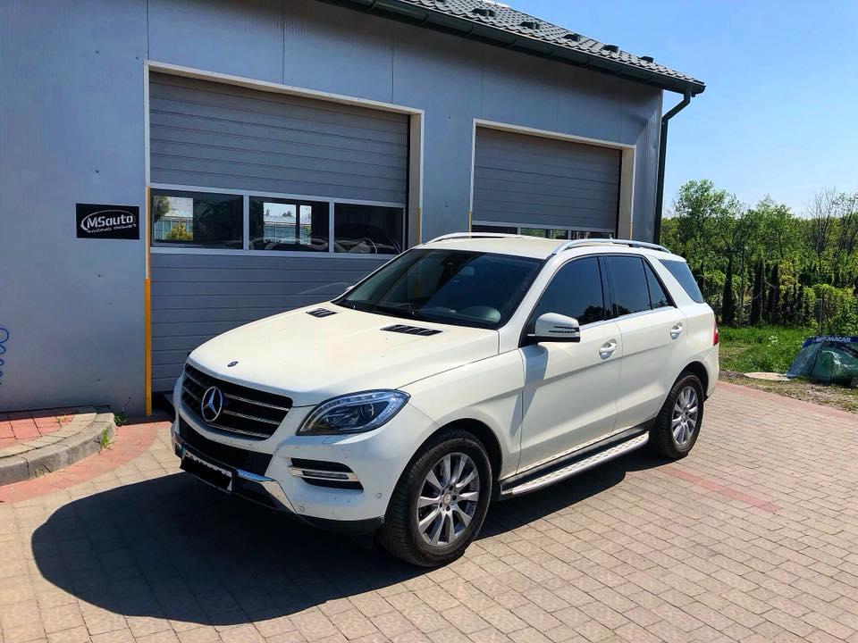 Mercedes Benz ML250 CDI W166 2014AdBlue - Чіп тюнінг Mercedes Benz ML250 CDI W166 ADBlue_OFF