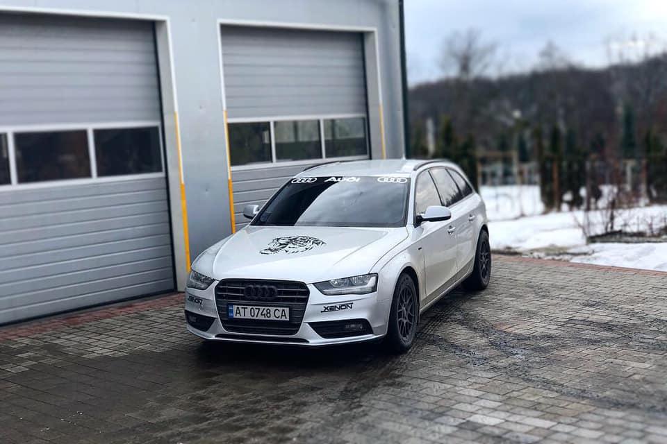 Audi a4 B8fl satage1 - Акція
