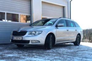 Skoda Superb 140hp CFFB stage1 300x200 - Чіп тюніг Skoda SuperB 2.0tdi Stage1
