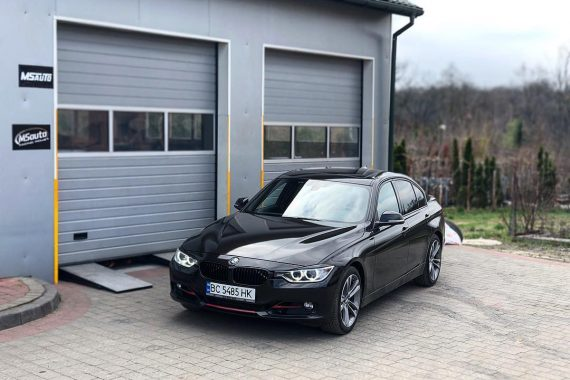 Чіп тюнінг BMW F30 328xi 2.0T Stage1