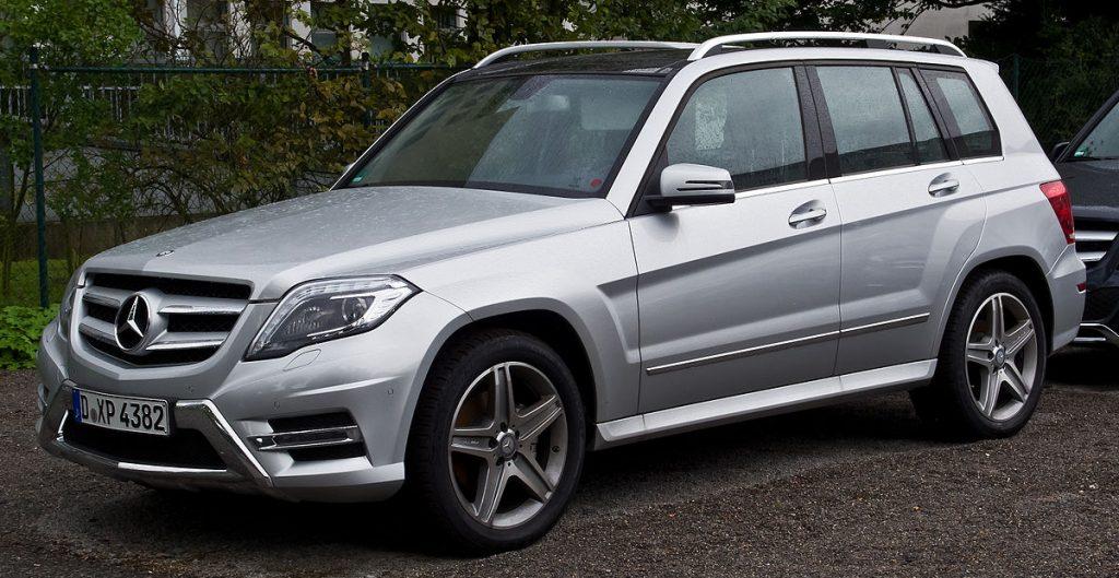 Mercedes Benz GLK 220 CDI 4MATIC Sport Paket AMG X 204 Facelift   Frontansicht 24. August 2014 D sseldorf 1024x529 - Mercedes-Benz GLK X204 – 2010 > 2018 350
