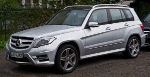 Mercedes Benz GLK 220 CDI 4MATIC Sport Paket AMG X 204 Facelift   Frontansicht 24. August 2014 D sseldorf 300x155 - Mercedes-Benz GLK X204 – 2010 > 2018 350
