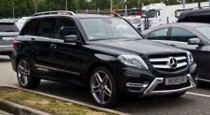 Mercedes Benz GLK 250 4MATIC Sport Paket AMG X 204 Facelift   Frontansicht 8. September 2013 B sensell 300x164 - Mercedes-Benz GLK X204 – 2010 > 2018 220 CDI