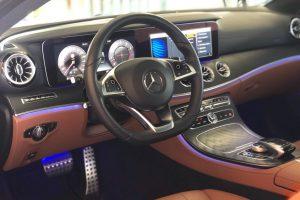 Mercedes E400 W213 3.0 333hp 2017 300x200 - Чіп тюнінг Mercedes E400 W213 3.0 333hp Stage2 + POPS&BANG