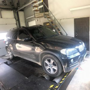 BMW E70 3.0 SD 300x300 - Чіп тюнінг BMW X5 E70 3.0tdi  Stage1
