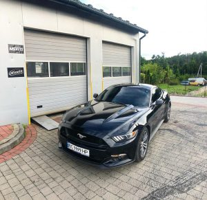 Ford Mustang 2.3 Ecoboost stage2 300x291 - Чіп тюнінг Ford Mustang 2.3 2018 ecoboost Stage2