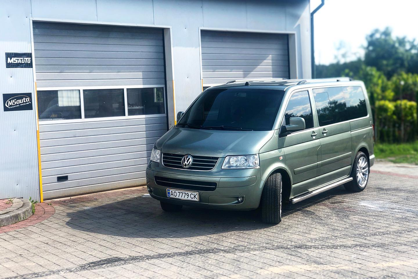 Чіп тюнінг Vw Transporter 2.5TDI 130hp