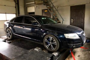 Audi A6 C6 3.0tdi BMK 225hp dyno ms 300x200 - Чіп тюнінг Audi A6 C6 3.0tdi BMK Stage1