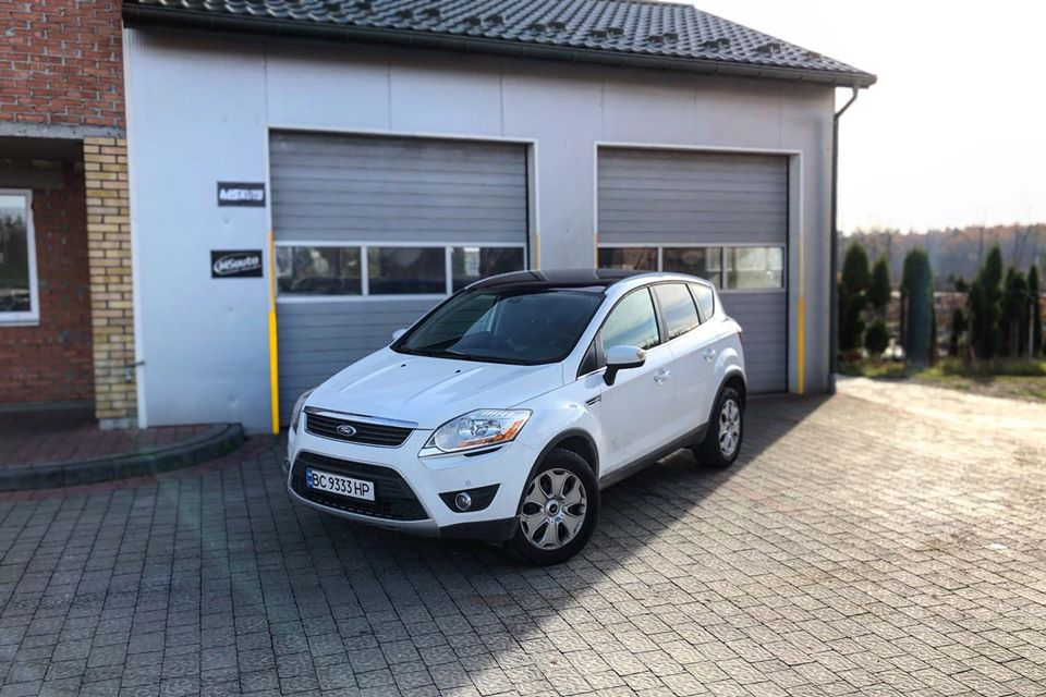 Чіп тюнінг Ford Kuga 2.0tdi 140hp Stage1
