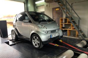 Smart fortwo 450 0.8cdi Dyno 300x200 - Чіп Тюнінг Smart fortwo 450 0.8cdi Stage1