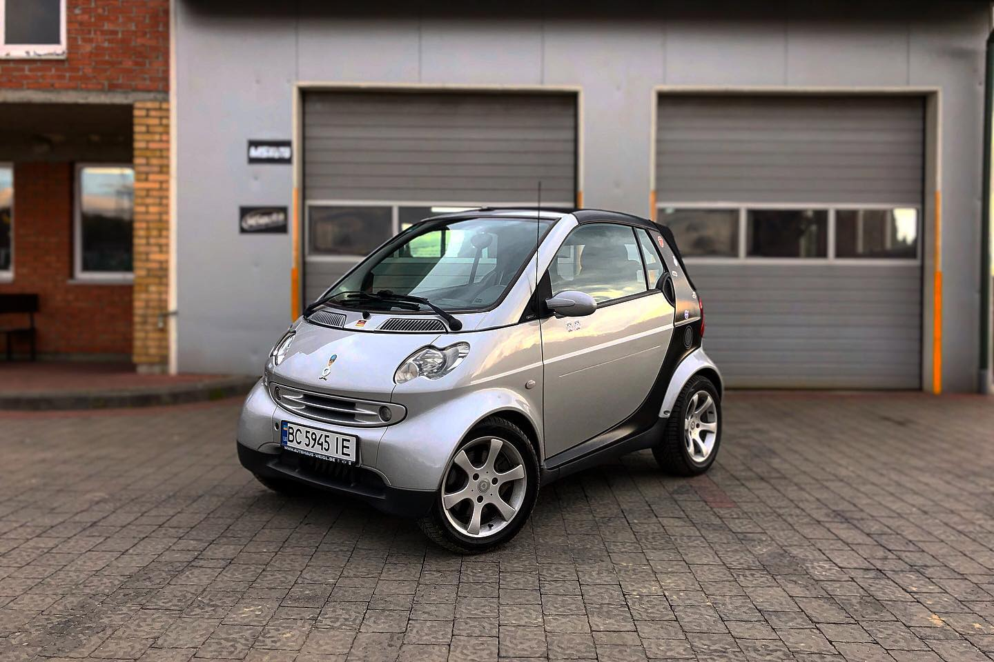 Чіп Тюнінг Smart fortwo 450 0.8cdi Stage1