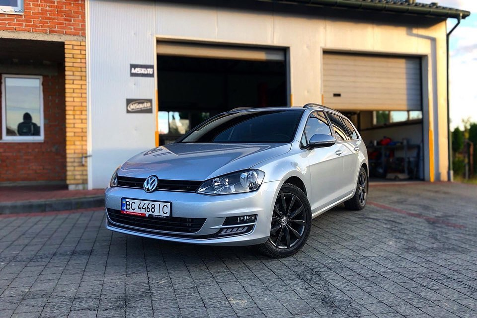 Чіп Тюнінг VW Golf 7 1.8TSI CXBB Stage1