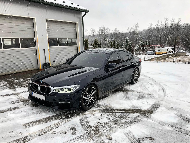 Чіп Тюнінг BMW 540i G-30 Stage1
