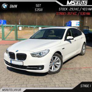 BMW 5GT 535XI