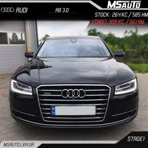 Audi A8L 3.0TDI CTBA STAGE1  300x300 - ЧІП ТЮНІНГ Audi A8L 3.0TDI CTBA STAGE1