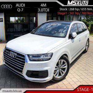 Audi Q7 4M 3.0tdi CVMD Stage1 MSAUTO 300x300 - Чіп тюнінг Audi Q7 4M 3.0tdi CVMD Stage1