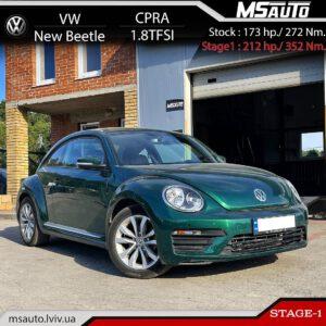 VW New Beetle 1.8tfsi CPRA msauto 300x300 - ЧІп тюінінг VW New Beetle 1.8tfsi CPRA